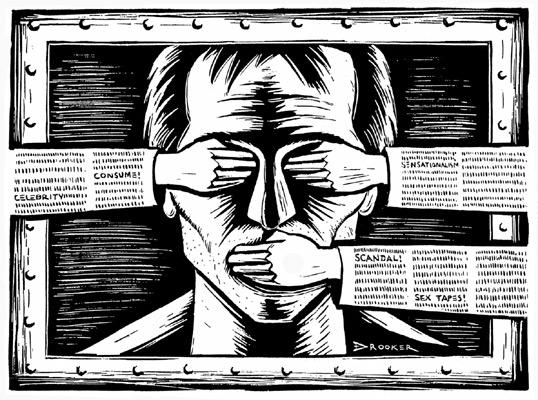 0 a censure