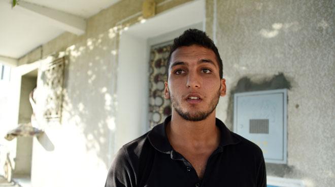 Jaber Lahouaiej-Bouhlel, frère de l'auteur de la tuerie de Nice