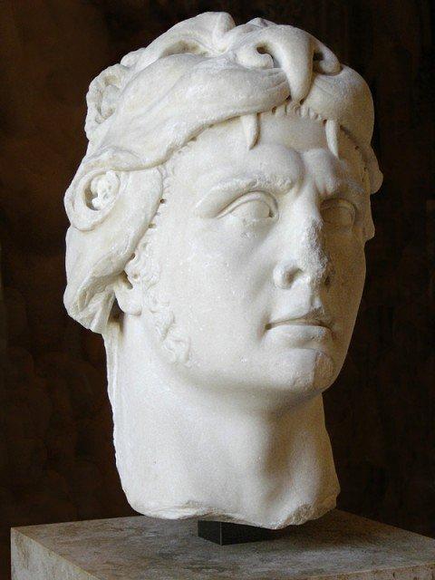 Une représentation de Mithridate VI. (Wikimedia Commons)
