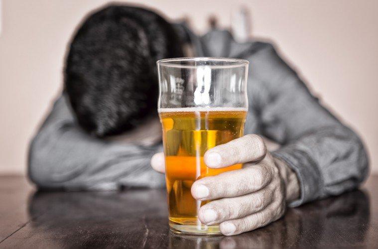 Probleme de memoire avec l'alcool