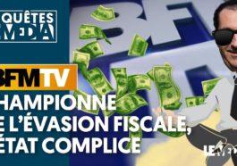 BFMTV évasion fiscale