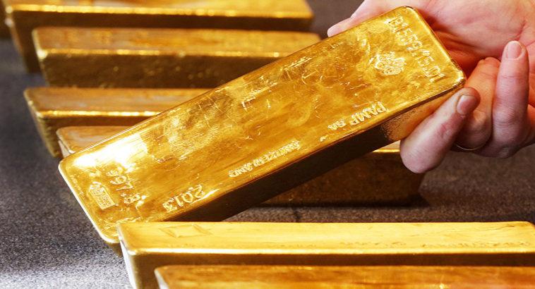 Le pris de l'or