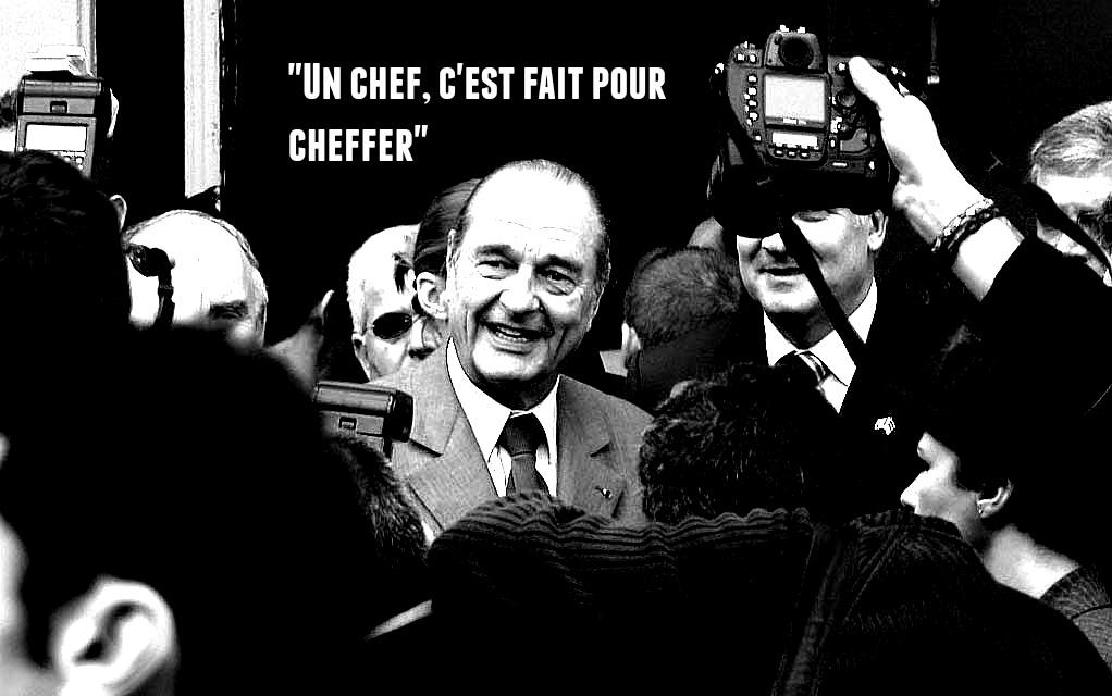 chirac citations
