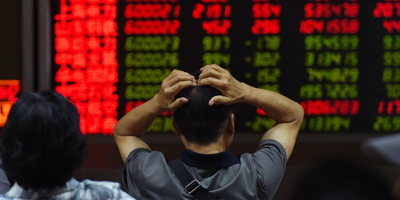 Krach Boursier