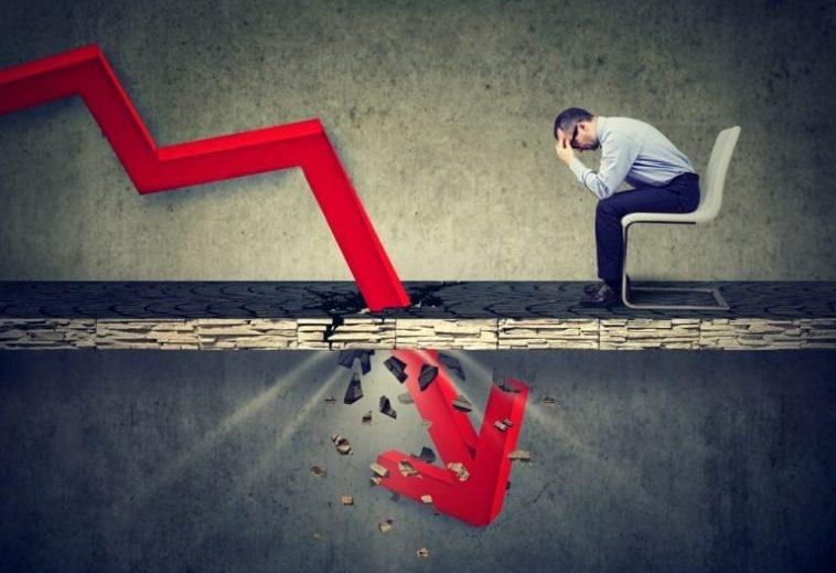 crise financière majeure