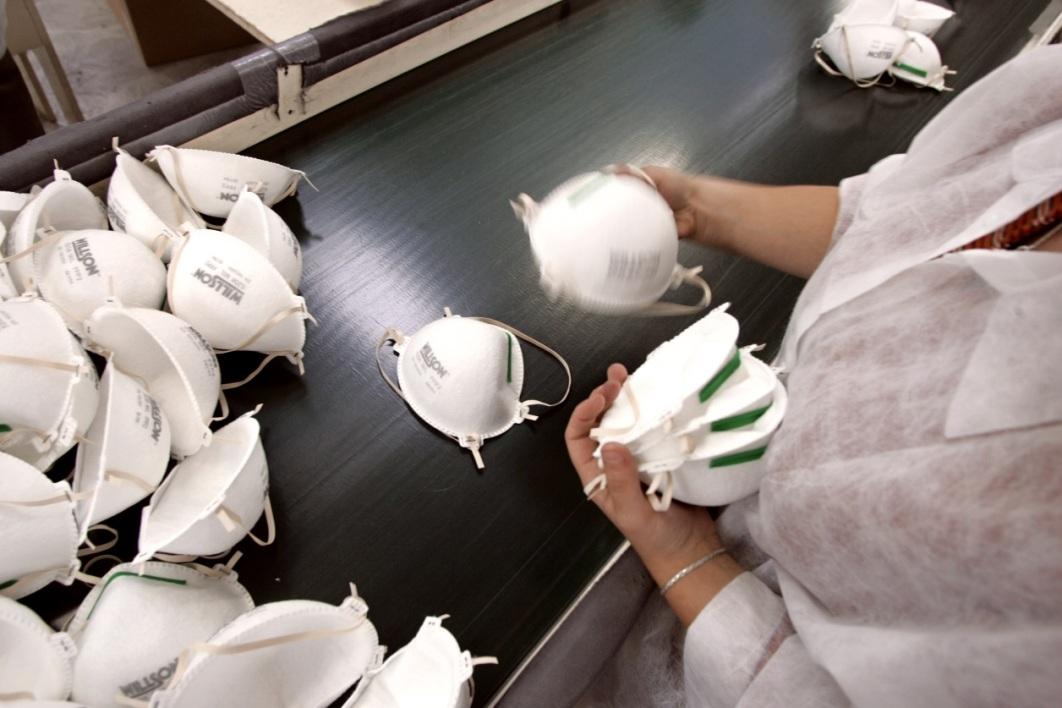 masques de protections
