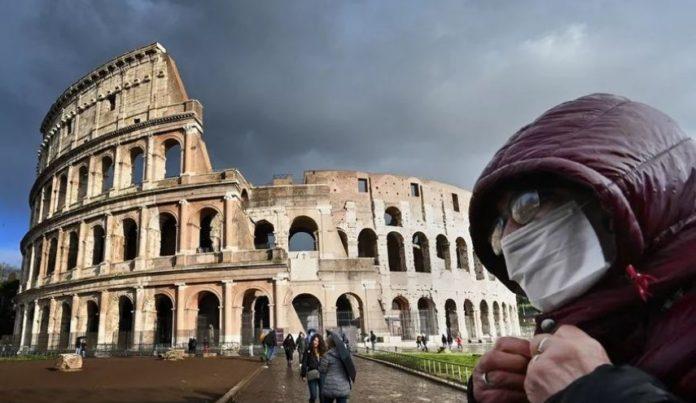 Italie quarantaine