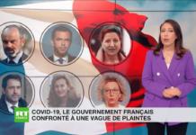 plaintes gouvernement français