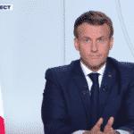 Macron confinement