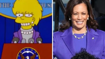 Simpson Kamala Harris