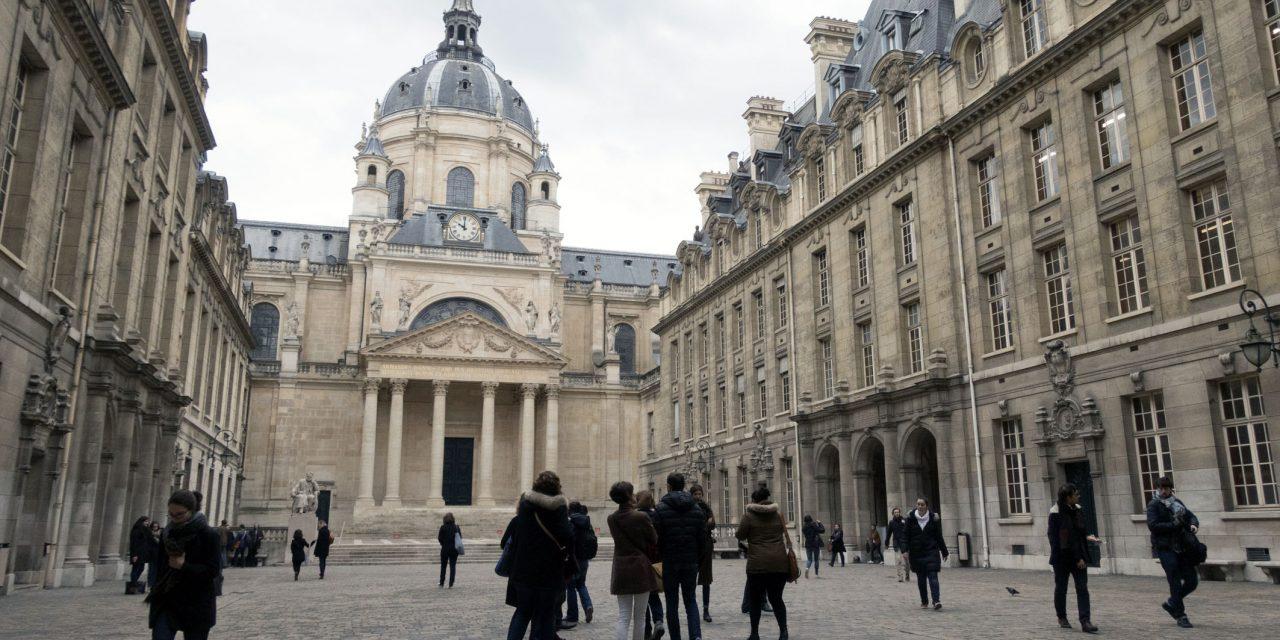 étudiante Sorbonne suicidée