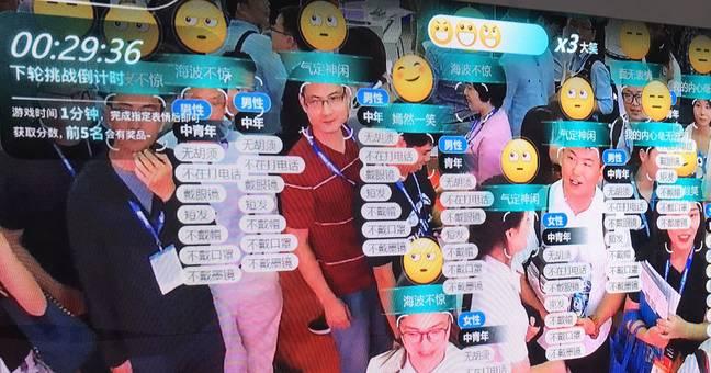 technologie de reconnaissance des émotions