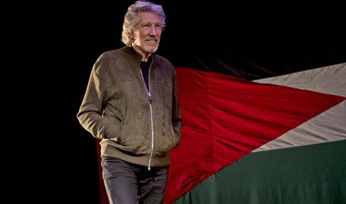 Roger Waters Israël