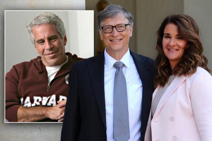 Melinda Gates epstein